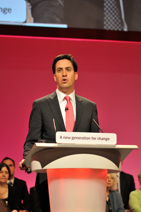 Ed Miliband has proposed that mansions should be taxed, in order to fund a 10% income tax rate. (Photo thanks to EdMiliband, found here)