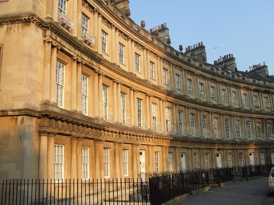 The strains on housing in Bath has caused discomfort amongst long-term residents. (Photo: grahamc99)