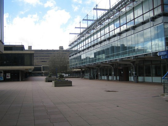 Will the University of Bath step out of the shadow of the NUS? (Photo: Mags D)