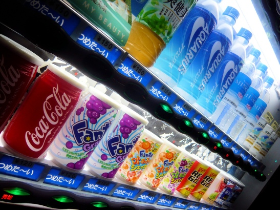Reducing the consumption of soft drinks is a major health policy goal. (Photo: Stéfan)