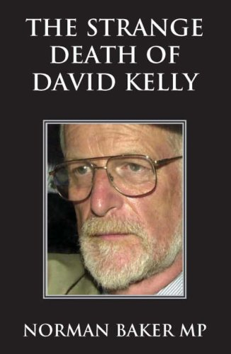 The book concluded that an Iraqi hit squad had murdered Dr David Kelly, and British spies covered it up. (Photo: Amazon)