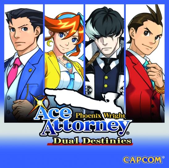 Ace Attorney: Dual Destinies has received positive reviews. (Photo: Capcom)