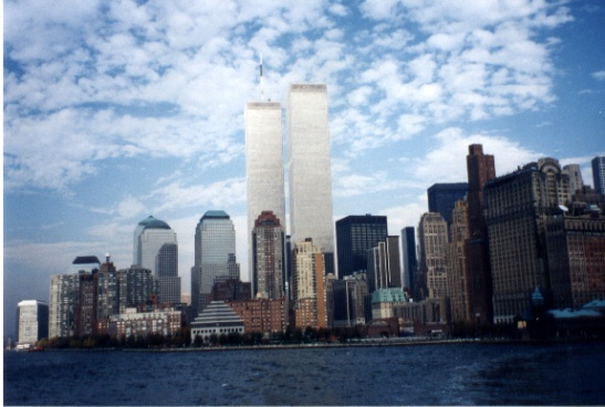 The September 11th terrorist attacks was the news that halted the world. (Photo: Guilluame Cattiaux)