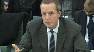 Nick Boles has suggested setting a new liberal party to affiliate with the Conservatives. (Photo: BBC)