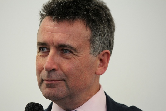 Bernard Jenkin, the chair of the Public Administration Select Committee, said politicians had created perverse incentives for the police. (Photo: Policy Exchange)