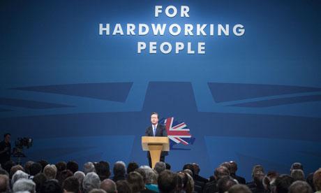 Glittering generalities are common in politics. (Photo: Guardian)