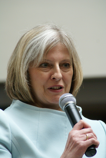 "Conservative Home Secretary Theresa May said we should ""move beyond the ASBO"". It wasn't meant to be worse. (Photo: ukhomeoffice)"