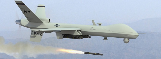 Do US drone strikes assist the support of terrorism? (Photo: KAZVorpal)