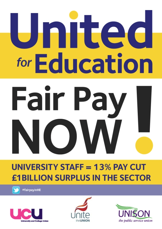 Strikes have divided the University of Bath's student body. (Photo: Unite the Resistance)