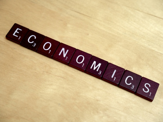 Economics is a useful study, particularly if it lands on the Triple Word score. (Photo: LendingMemo)