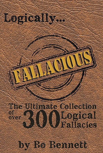 The book contains over 200 pages of fallacies. (Photo: Sony eBook Store)