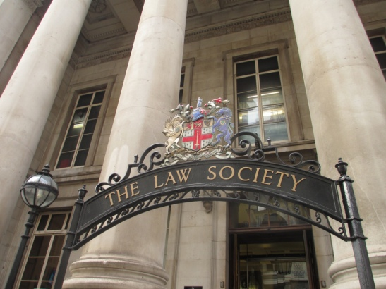 The Law Society has issued guidance to solicitors in England & Wales. (Photo: Matt from London)