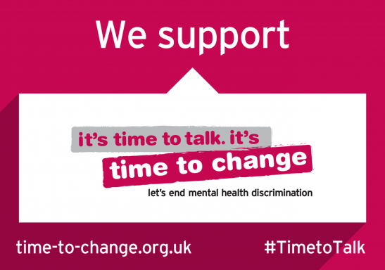 Mental health has been a major political issue across the country. (Photo: Time to Change)