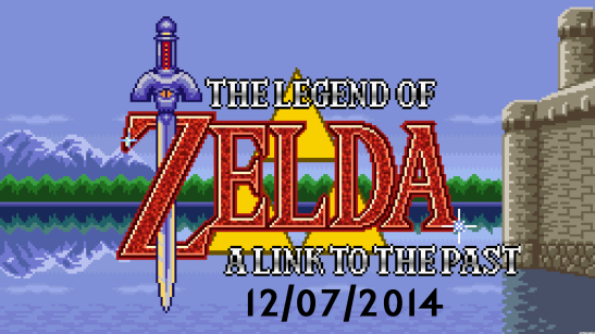 ALttP - Just Push Start - 12072014