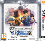 Professor Layton and Phoenix Wright team up to solve the mystery of Labyrinthia.  (Edited: Professor Layton Wiki)