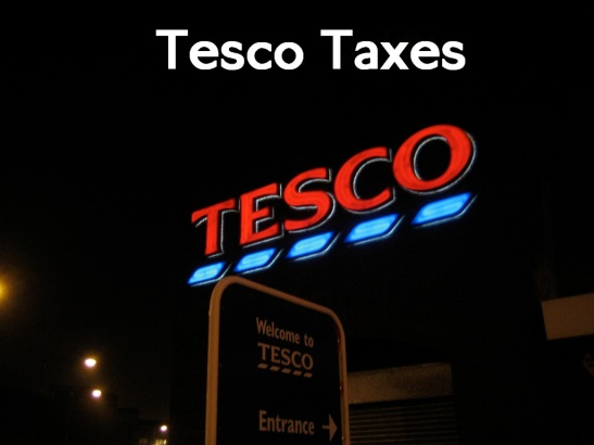 English local councils seek the power to tax large supermarkets. (Edited: LoopZilla)