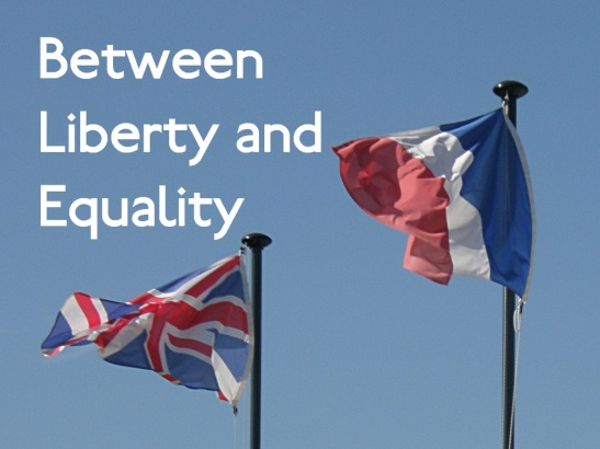 The conflict between liberty and equality rages on. (Edited: Olibac)