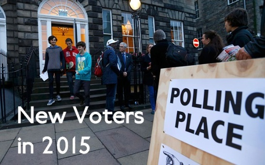 The Scottish Referendum ignited political activism among young people. (Edited: WorWire)