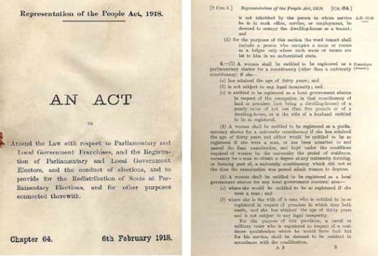 With Royal Assent, the Bill becomes an Act of Parliament, and law. (Source: Parliament)
