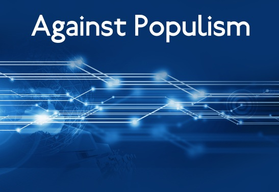 Populism is not a new phenomenon. (Edited: Digital First)
