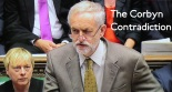 Jeremy Corbyn begins his leadership of the Labour Party. (Edited: David Holt London)