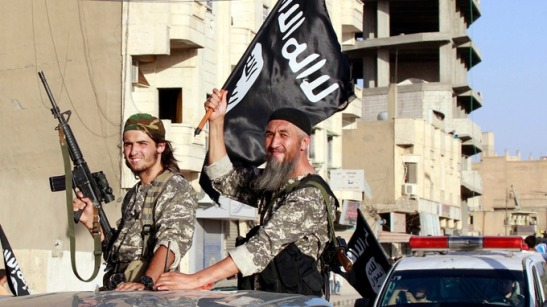 The crisis with the Islamic State may last for 15 more years, experts say. (Source: ITV/Reuters)