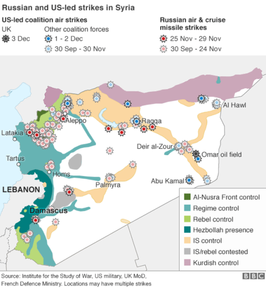 on-airstrikes-in-syria-map-bbc