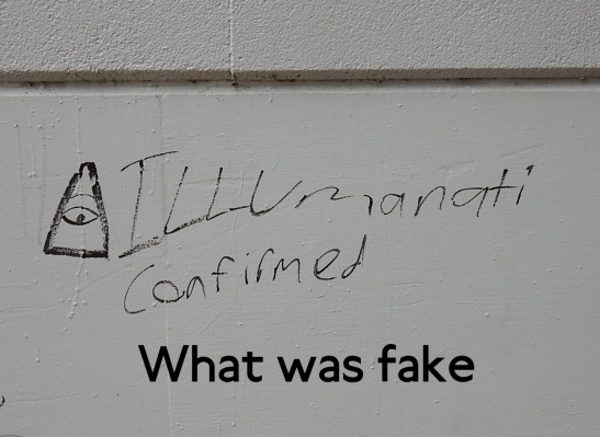 what-was-fake